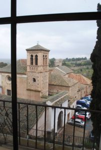 mudejar church